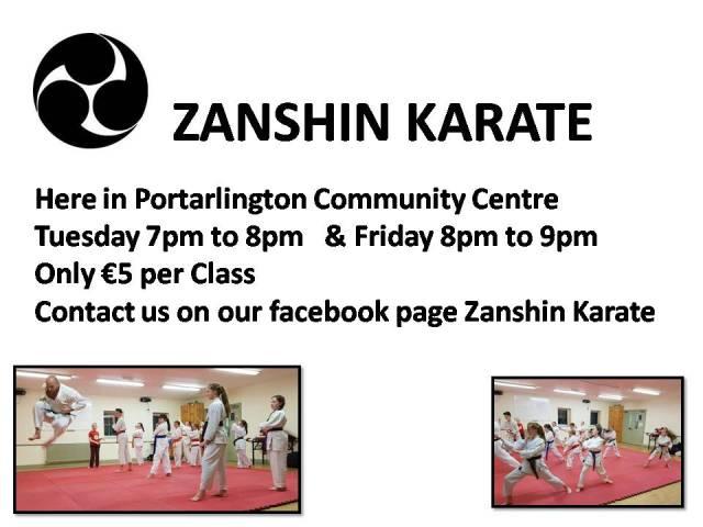 zanshin karate